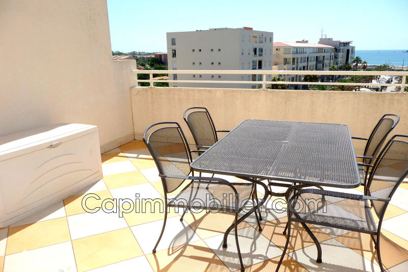 Photo n°4 - Vente appartement Agde 34300 - 249 000 €
