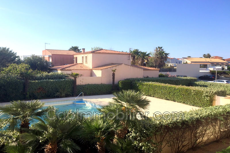 Photo Apartment Agde Rochelongue,   to buy apartment  3 room   37 m²