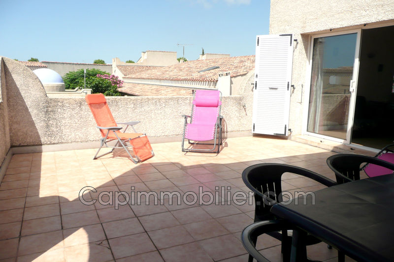 Photo Apartment Agde Rochelongue,   to buy apartment  3 room   38 m²