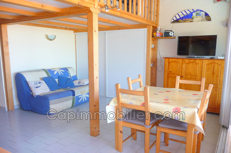 Photo Apartment Agde Richelieu,   to buy apartment  2 room   33 m²