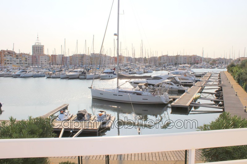 Photo n°7 - Vente maison marina Agde 34300 - 699 000 €