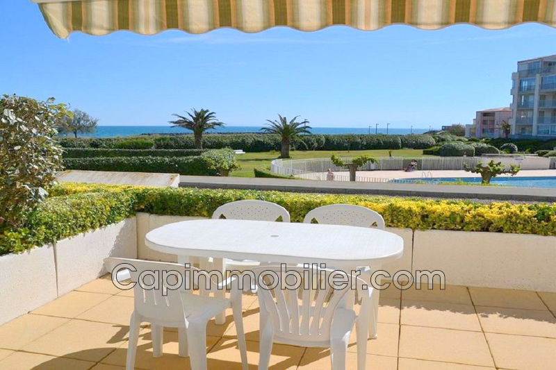 Photo Apartment Agde Rochelongue,   to buy apartment  3 room   44m²