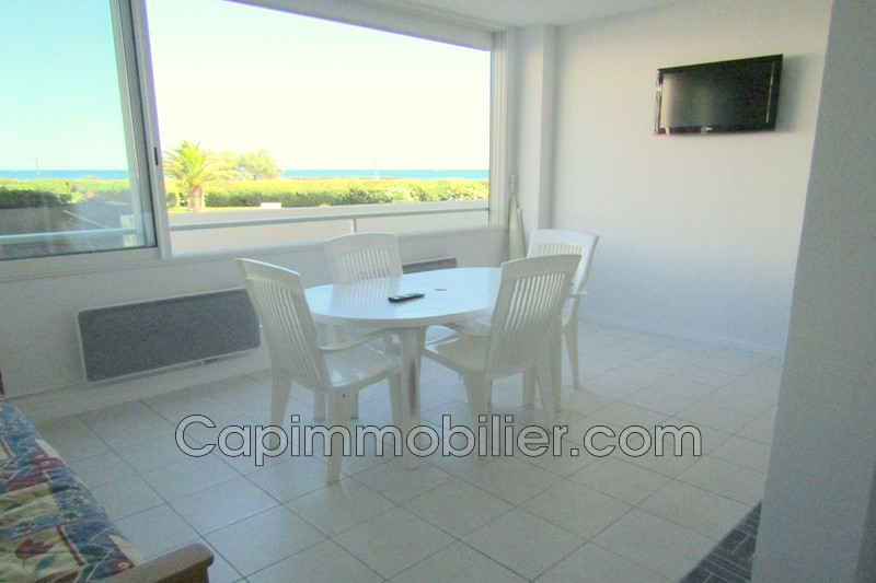 Photo n°1 - Vente appartement Agde 34300 - 252 000 €