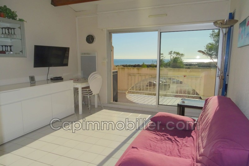 Photo Apartment Agde Richelieu,   to buy apartment  2 room   25 m²