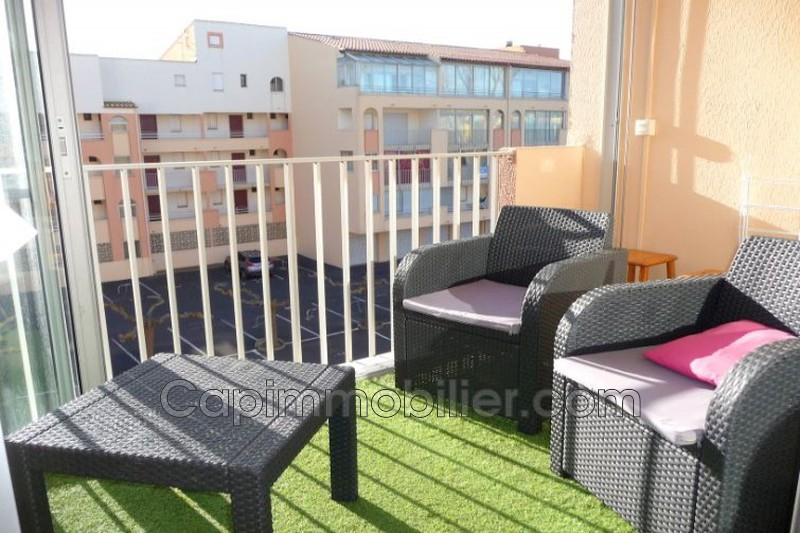 Photo n°7 - Vente appartement Agde 34300 - 128 000 €