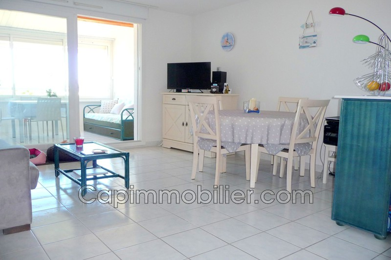 Photo n°1 - Vente appartement Agde 34300 - 245 000 €