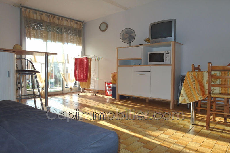 Photo n°1 - Vente appartement Agde 34300 - 55 000 €