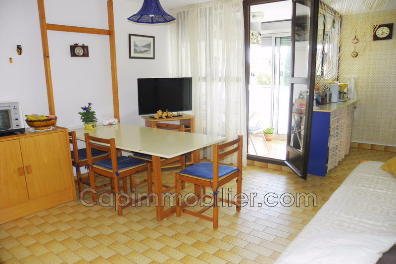 Photo n°1 - Vente appartement Agde 34300 - 79 000 €