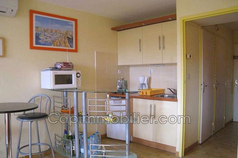 Appartement Agde Mont saint-martin,   achat appartement  2 pièces   18m²