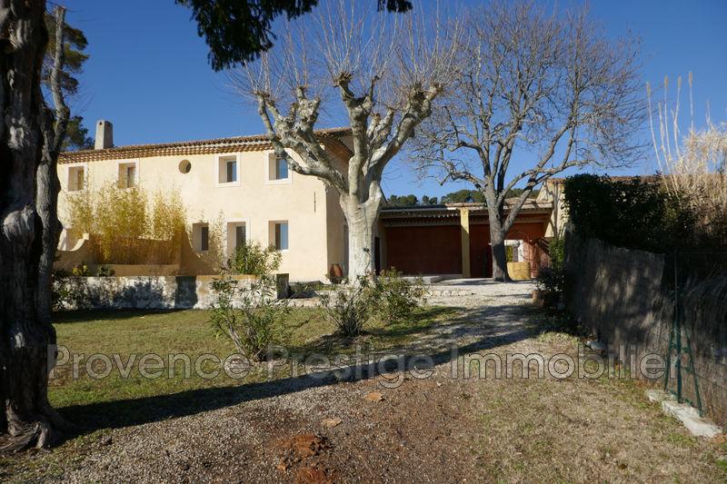 Photo n°4 - Location Maison bastide Aix-en-Provence 13100 - 2 200 €