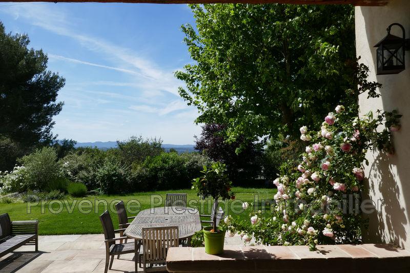 Photo n°2 - Sale House nature bastide Aix-en-Provence 13100 - 1 890 000 €