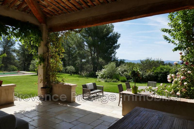 Photo n°14 - Sale House nature bastide Aix-en-Provence 13100 - 1 890 000 €