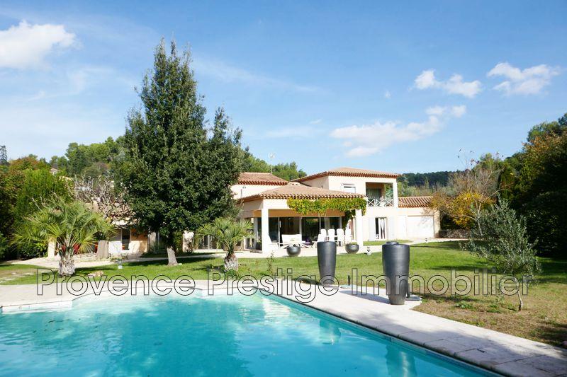 Photo n°1 - Vente maison contemporaine Aix-en-Provence 13100 - 1 850 000 €