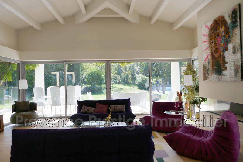 Photo n°4 - Vente maison contemporaine Aix-en-Provence 13100 - 1 850 000 €