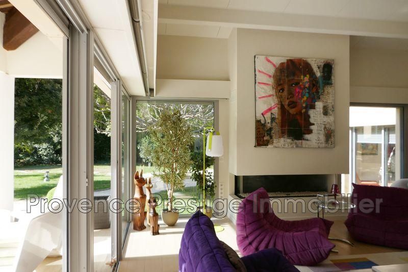 Photo n°5 - Vente maison contemporaine Aix-en-Provence 13100 - 1 850 000 €