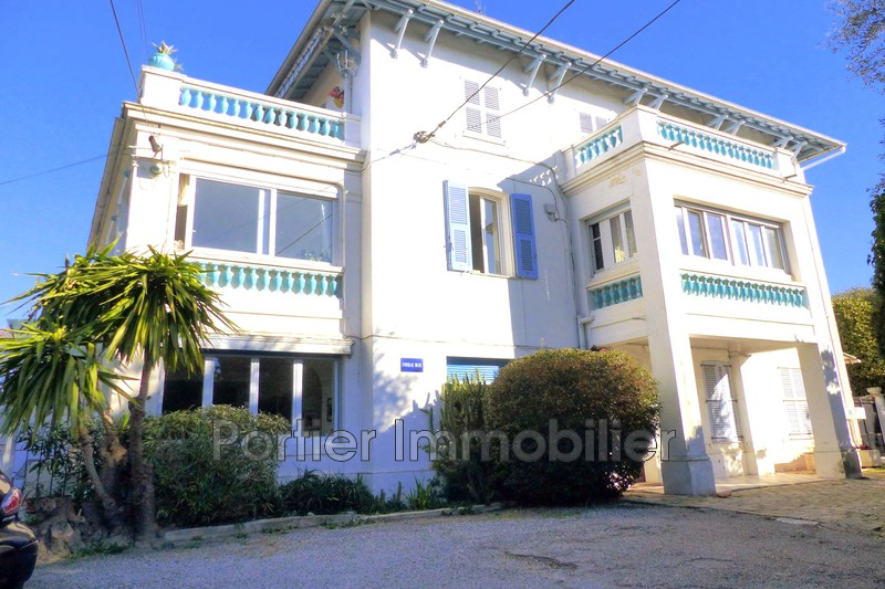 Photo Apartment Antibes Badine,  Rentals apartment  2 rooms   45 m²