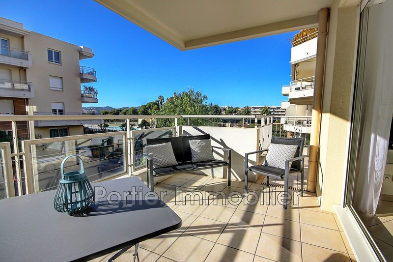 Photo Apartment Antibes Rabiac estagnol,   to buy apartment  2 rooms   42 m²