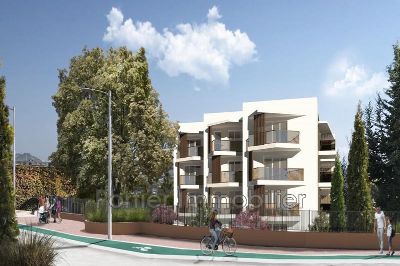 Photo Appartement Villeneuve-Loubet   achat appartement  4 pièces   87m²