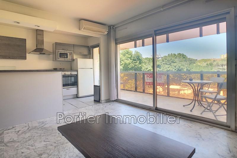appartement  2 rooms  Juan-les-Pins Juan-les-pins  37m² -
