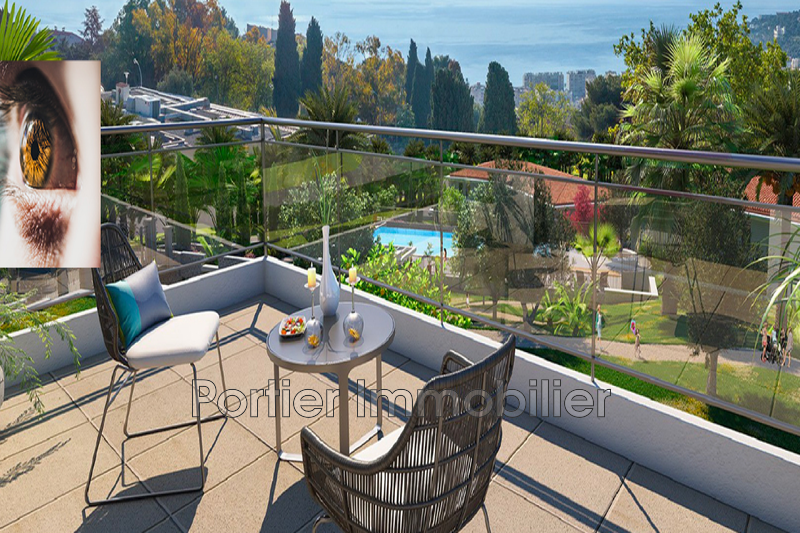 appartement  3 rooms  Antibes Puy  62m² -