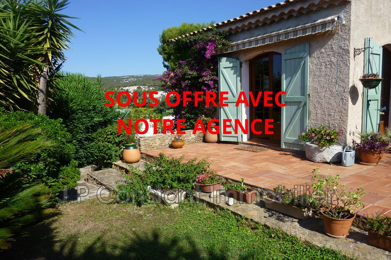 Villa Ceyreste Prox ville et commerces,   achat villa  4 chambres   130m²