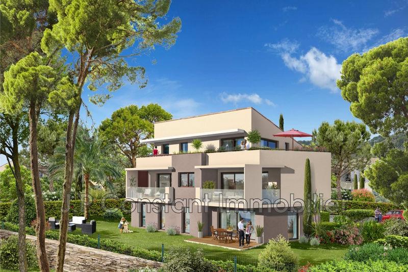 Appartement La Ciotat Fontsainte,  Neuf appartement  4 pièces   93m²