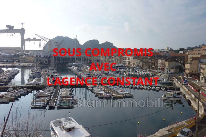 Photo Appartement La Ciotat Port,   achat appartement  2 pièces   35m²