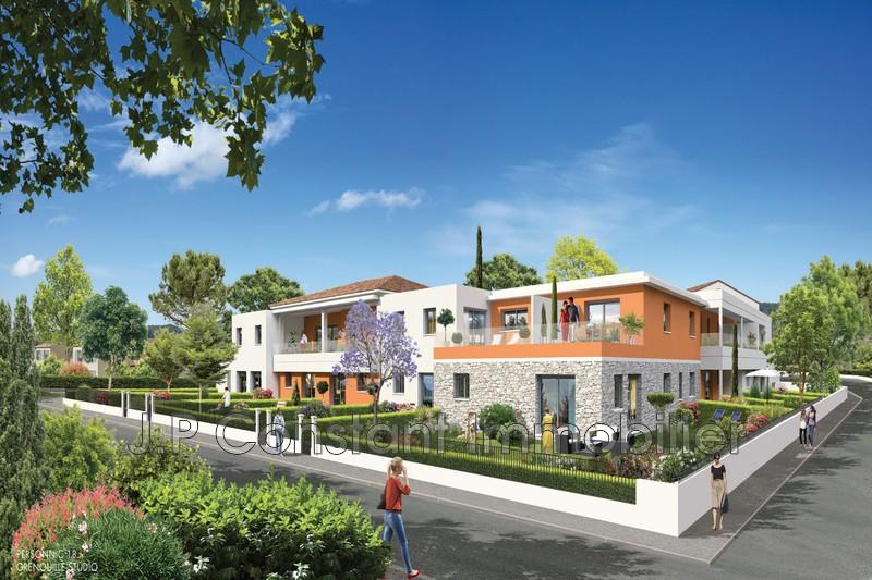 Appartement La Ciotat Fontsainte,   achat appartement  4 pièces   102m²