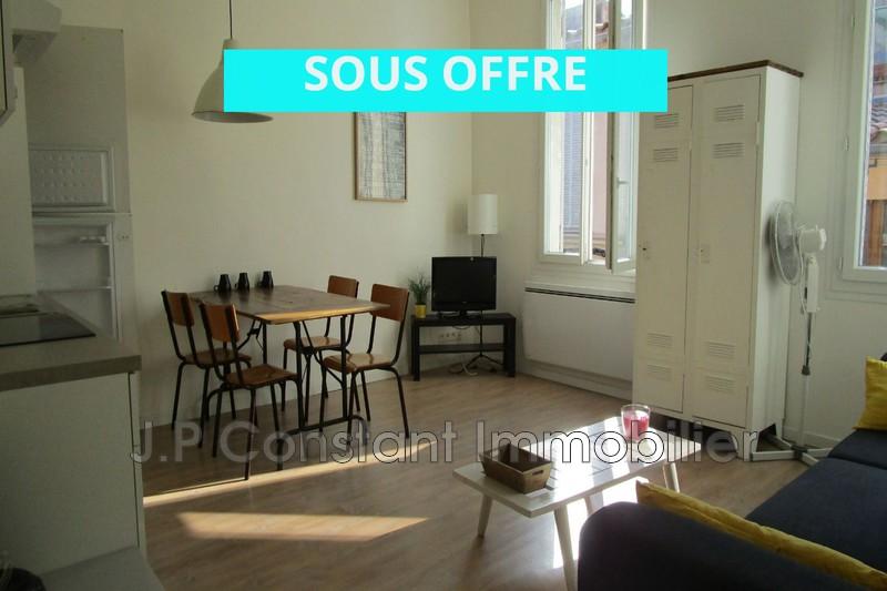 Appartement La Ciotat Centre-ville,   achat appartement  2 pièces   37m²