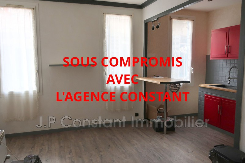 Photo Appartement La Ciotat Centre-ville,   achat appartement  2 pièces   38m²