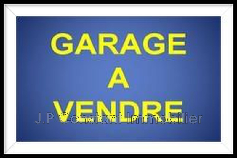Photo n°1 - Vente Garage box fermé La Ciotat 13600 - 27 500 €