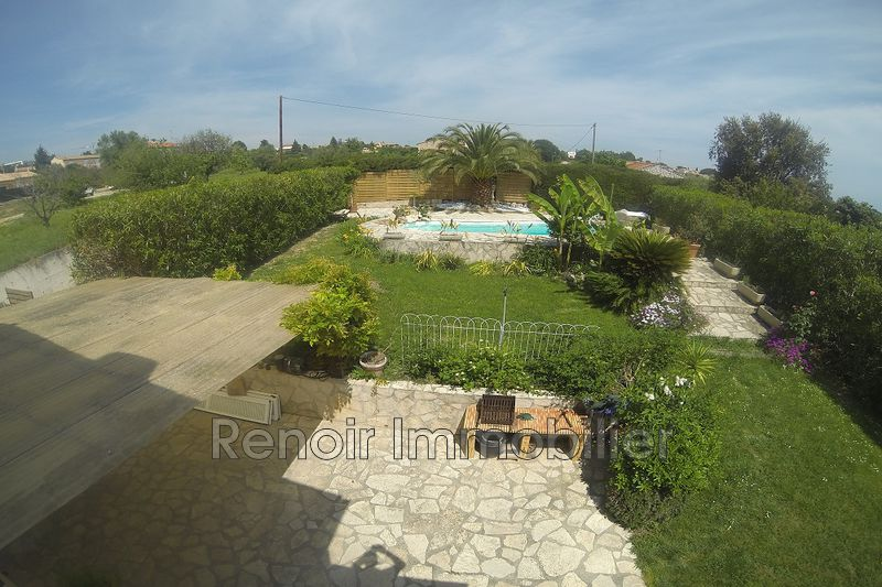 Photo n°2 - Location Maison villa Cagnes-sur-Mer 06800 - 1 990 €