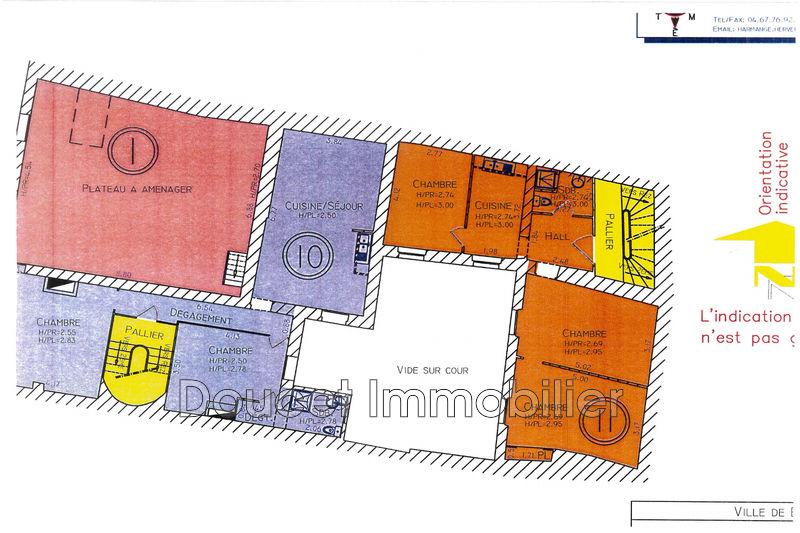 Photo n°3 - Vente appartement Béziers 34500 - 45 000 €