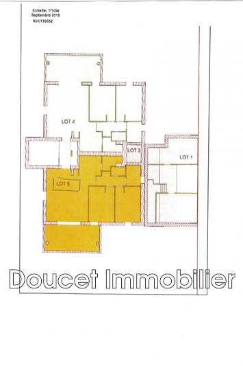 Photo n°11 - Vente appartement Valras-Plage 34350 - 175 000 €