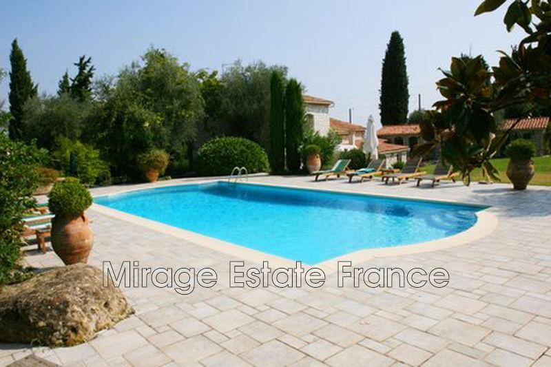 Photo n°2 - Location Maison bastide Tourrettes-sur-Loup 06140 - 28 000 €