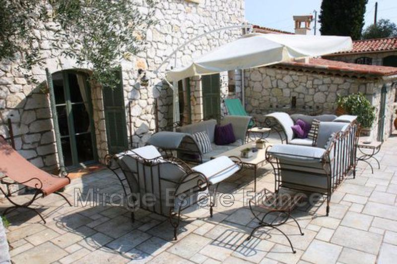 Photo n°10 - Location Maison bastide Tourrettes-sur-Loup 06140 - 28 000 €
