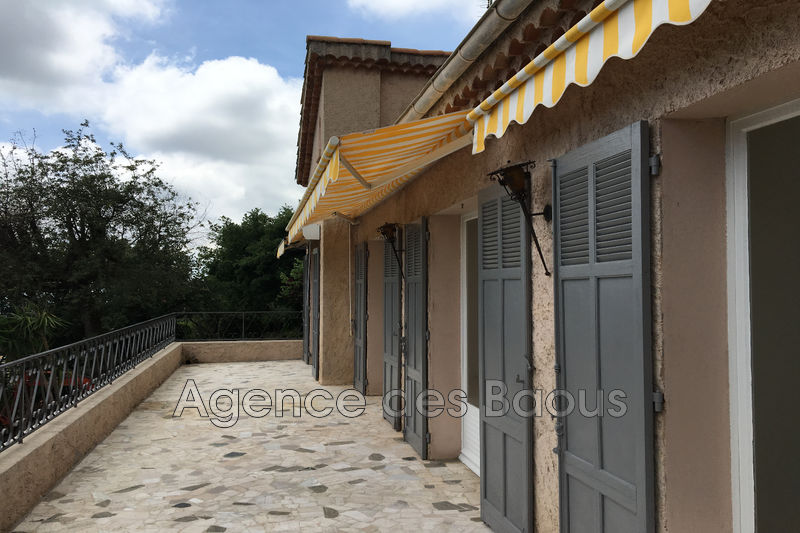 Photo n°1 - Location Maison villa Saint-Jeannet 06640 - 1 950 €