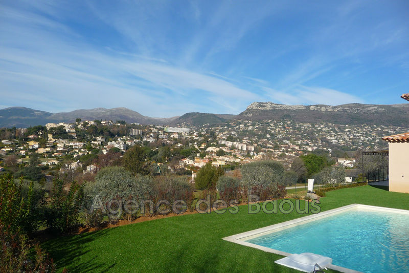Photo n°3 - Location Maison villa Vence 06140 - 2 600 €