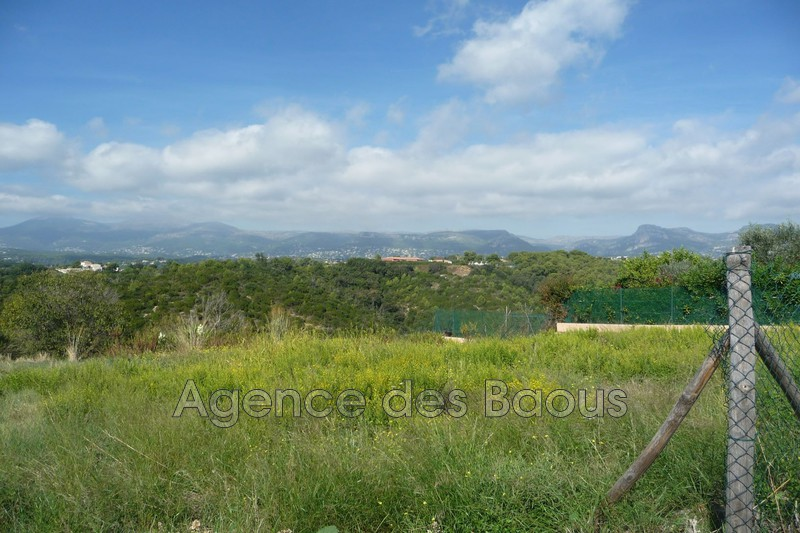 Photo Land Cagnes-sur-Mer   to buy land   1511 m²