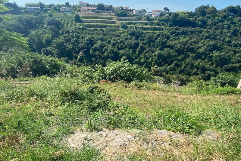 Photo n°2 - Vente terrain à bâtir Cagnes-sur-Mer 06800 - 288 000 €