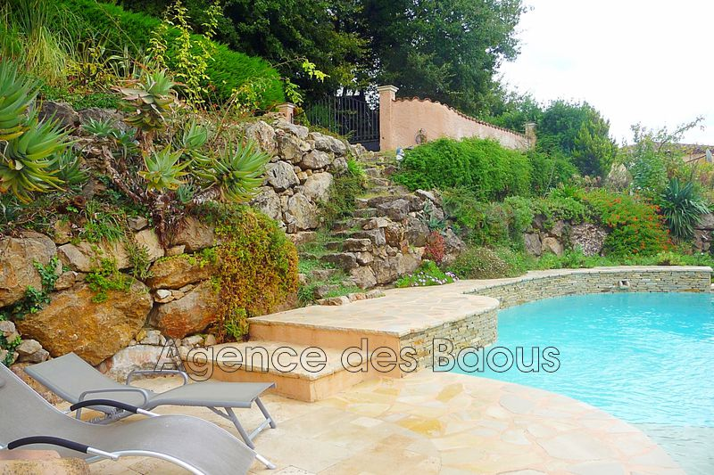 Photo n°2 - Vente maison Saint-Jeannet 06640 - 599 000 €