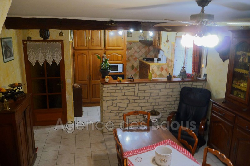 Photo n°2 - Vente maison de village Saint-Jeannet 06640 - 290 000 €