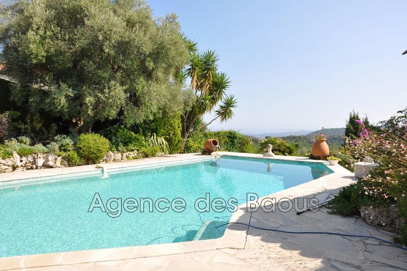 Photo Villa provençale Vence Saint donat,   achat villa provençale  4 chambres   195m²