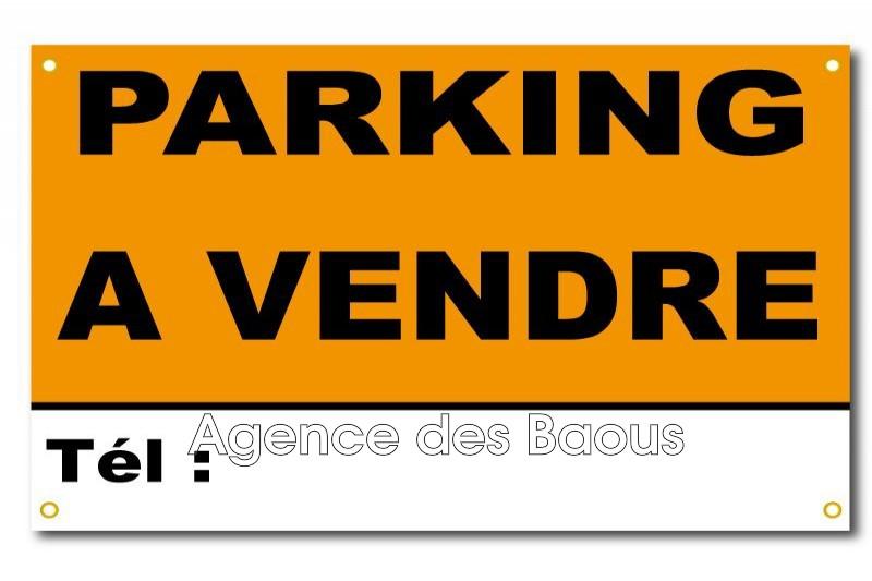 Photo n°1 - Vente Garage parking Gattières 06510 - 20 000 €
