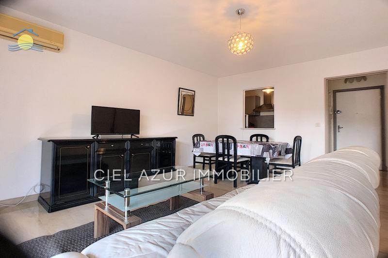 Apartment Juan-les-Pins Bord de mer,  Rentals apartment  2 rooms   40m²