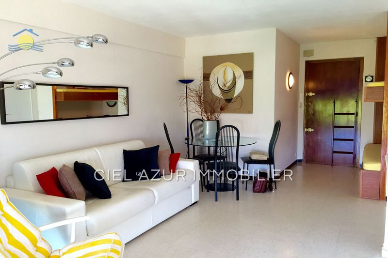 Photo Apartment Juan-les-Pins Bord de mer,  Rentals apartment  2 rooms   39 m²