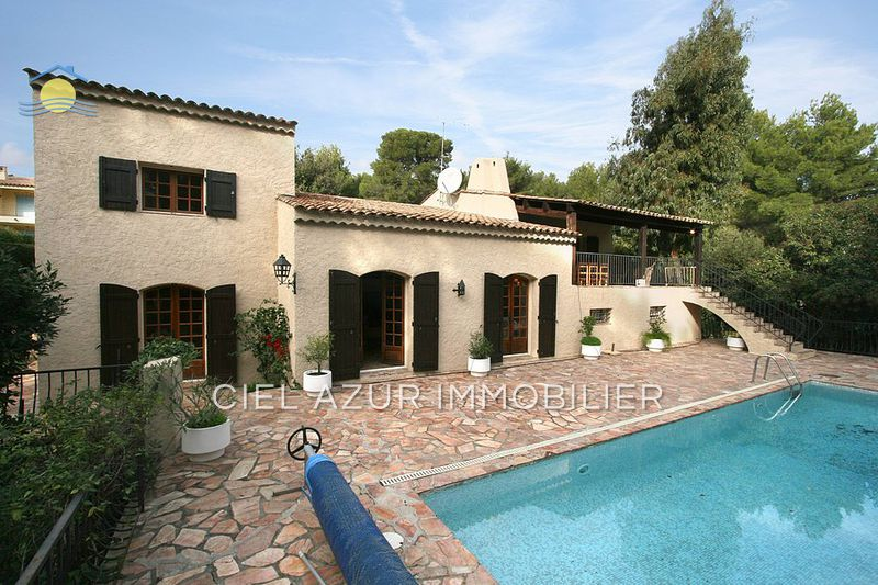 maison  8 rooms  Juan-les-Pins Glue / the badine  187 m² -