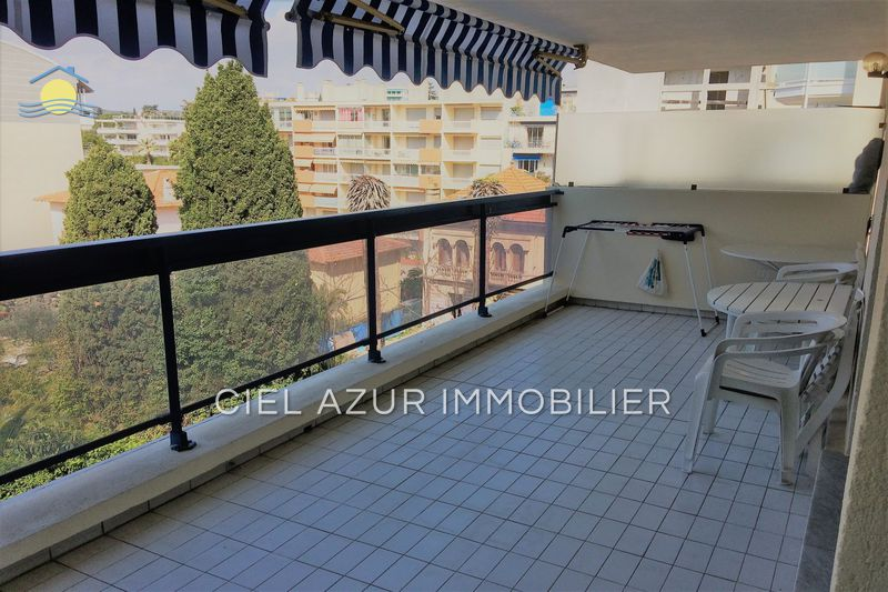 Photo Apartment Juan-les-Pins Vilmorin,  Location saisonnière apartment  2 rooms   40 m²