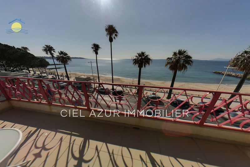 appartement  4 rooms  Juan-les-Pins Promenade  70 m² -