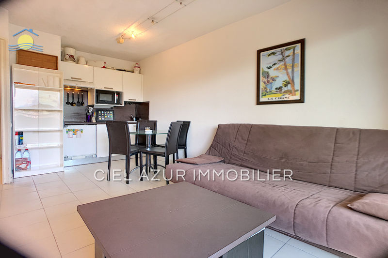 Photo n°2 - Location appartement Antibes 06600 - 690 €